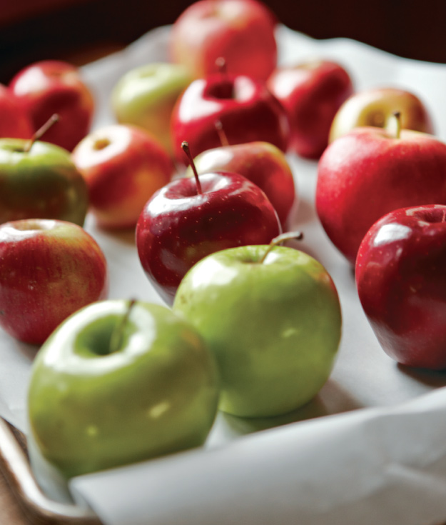 Farmers Market Apple Upload